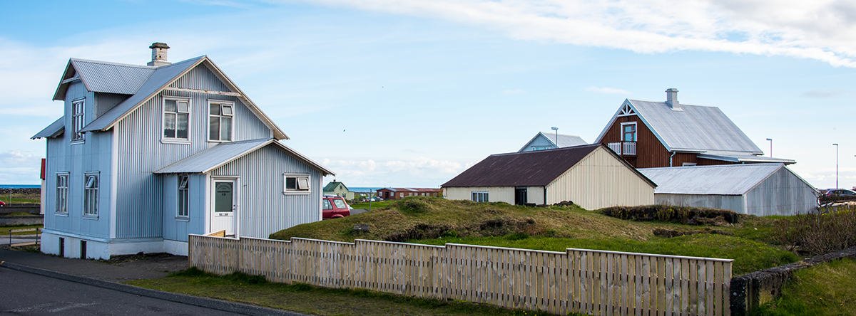 Accommodation in Grindavík