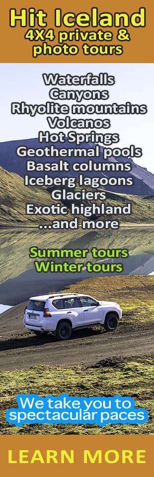 Hit Iceland Private Tours