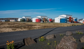 Vogar Accommodation in Reykjanes Peninsula Iceland