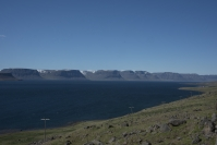This is photo is from Arnarfjörður, the second largest fjord of the westfjords.