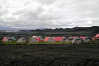 Places in the Highland of Iceland that are interesting