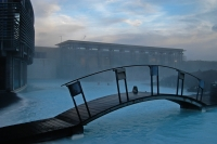 The man who discovered the Blue Lagoon in Iceland
