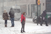 At some point it was not so nice in downtown Reykjavik