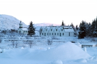 Þignvellir is the most sacred place in Iceland