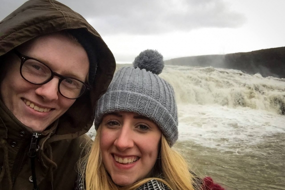 We were gifted with a trip to Iceland for my boyfriend, Oliver's 21st by his family.