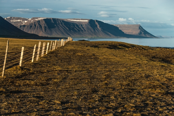 The Barðaströnd drive and the southern fjords