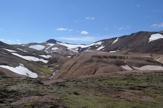 There are seemingly endless different ways of looking at Kerlingarfjöll.