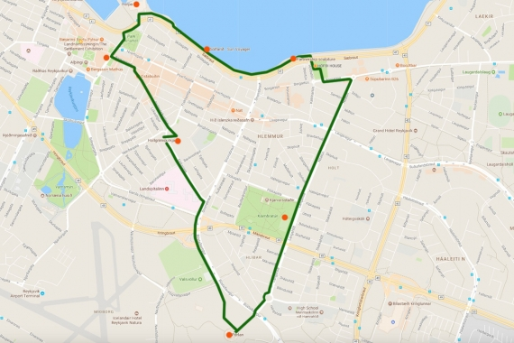 The best and most interesting walking tour in Reykjavík