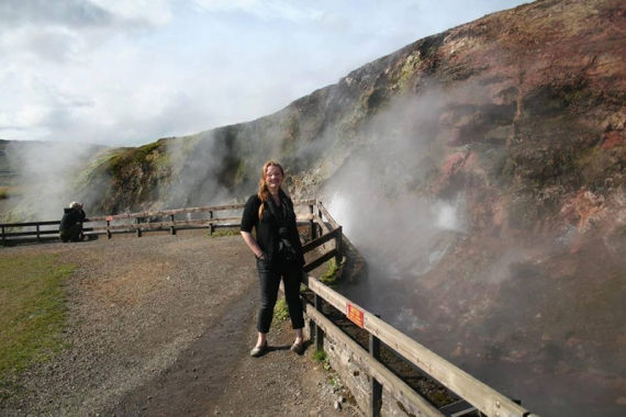 """I always tell the story that in my next life I'm just going to be born Icelandic, and then learn Norwegian. It will be so much easier!"""""""