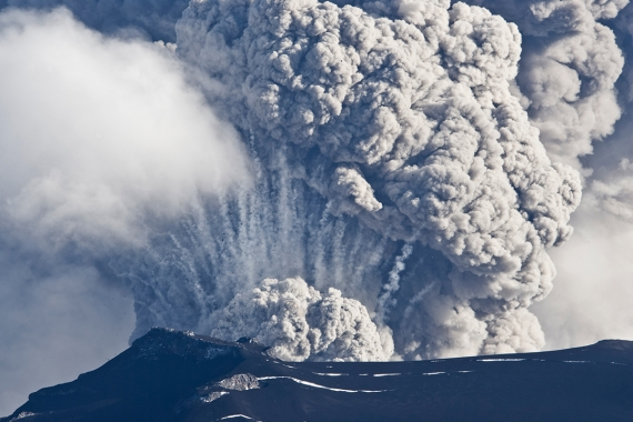 Iceland's best-known volcano nowadays is by far Eyjafjallajokull