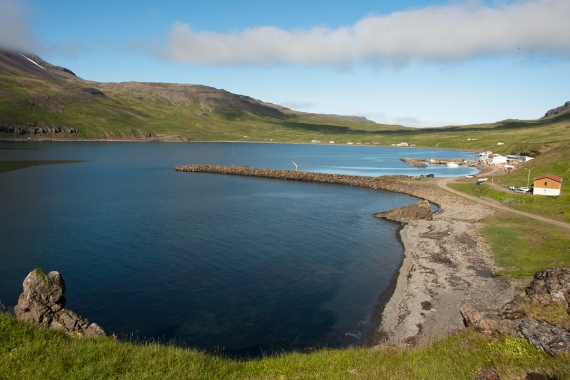 Norðurfjörður is as remote as remote will get without being totally lost in the arctic wilderness.