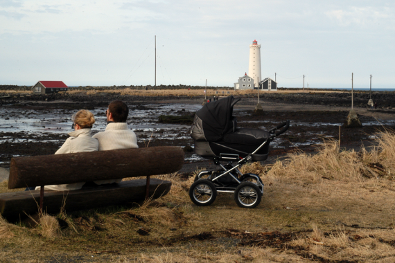 Grótta and the lighthouse are important places for outdoor activity in the whole Capital Region