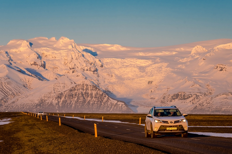 To find a rent a car or car for hire in Iceland is not as simple as finding a car for hire in most other countries.