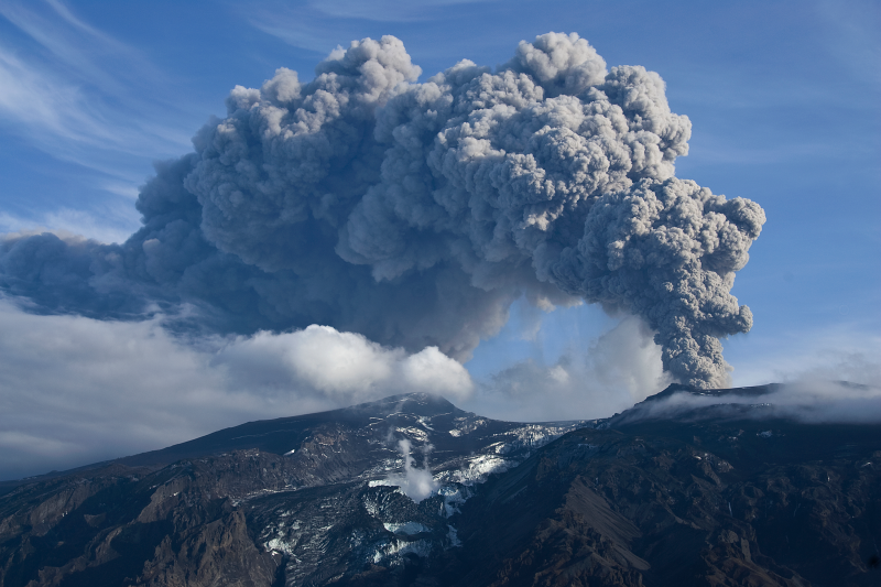 Katla, on the other hand, can possibly burst with devastating and dangerous consequences.