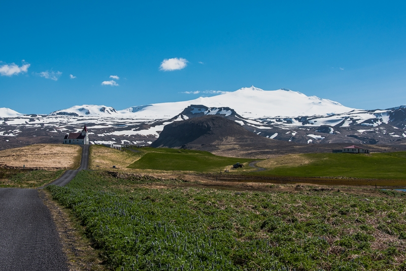 Many places in Iceland have an interesting history