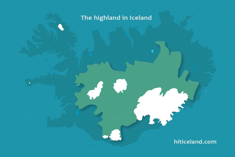 The Highland in Iceland