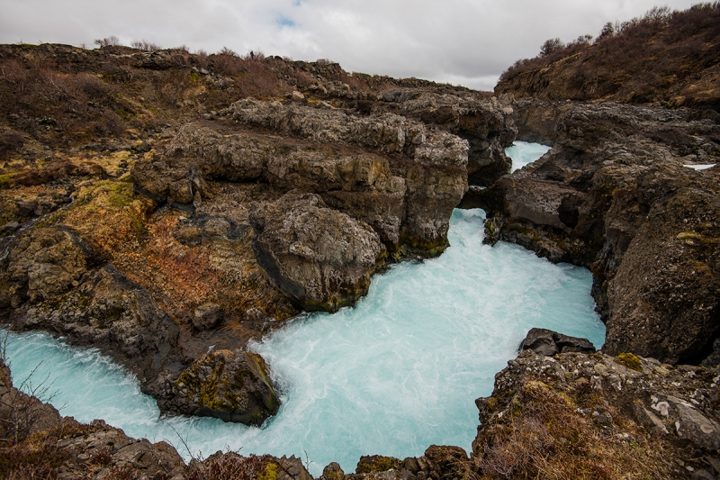 At the mention of Barnafossar, or the Childrens Falls, Icelanders usually turn quiet.