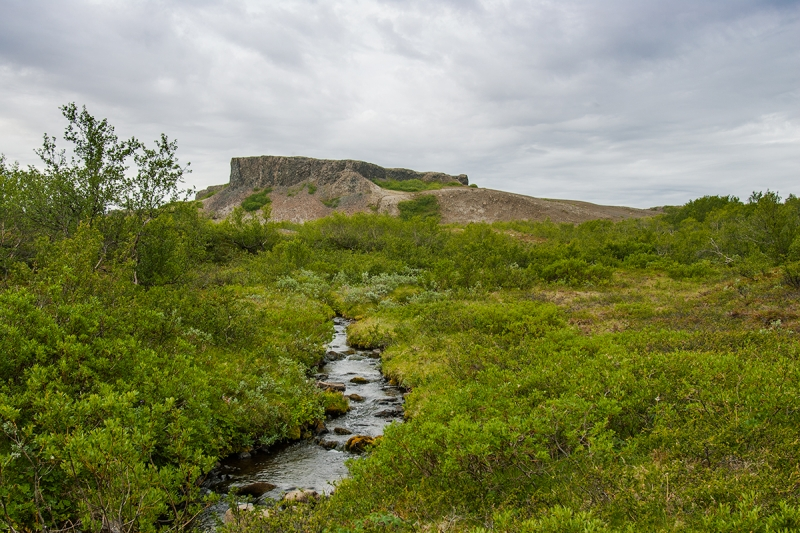 Hólmatungur is considered by many Icelanders to be the island's most serene place