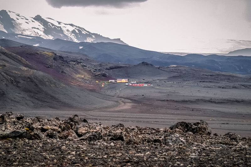Deep in the Highland of Iceland you will find a very remote and highly interesting place, Kverkfjöll,