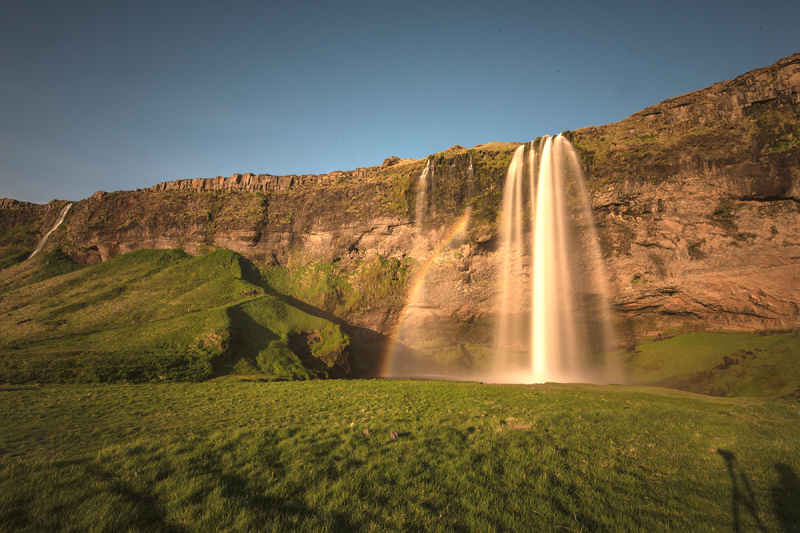 Seljalandsfoss in Iceland