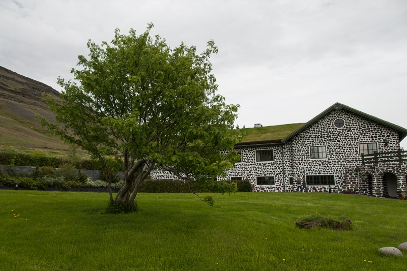 Skriðuklaustur (The Skriða Monastery) is a center for culture and history in East Iceland