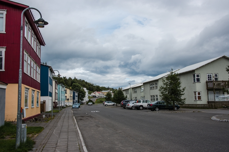 Akureyir is the largest town in Northern Region in Iceland