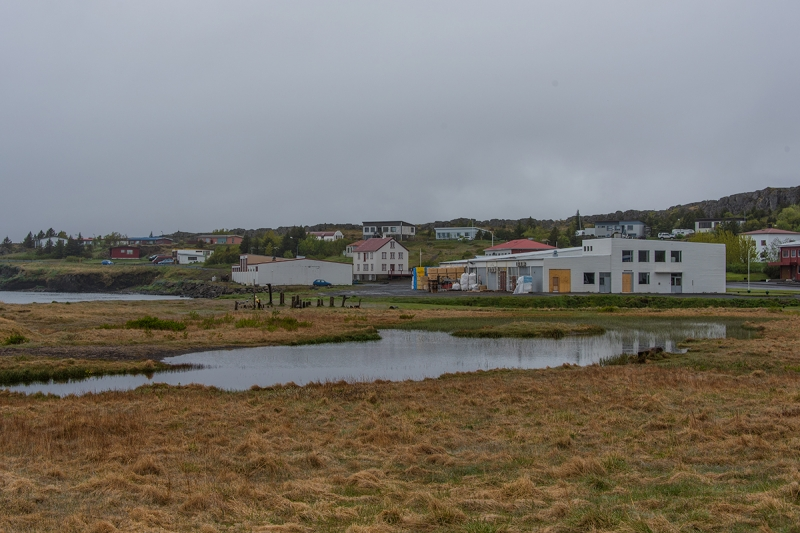 Breiðdalsvík is a small town in the Eastern Region in Iceland