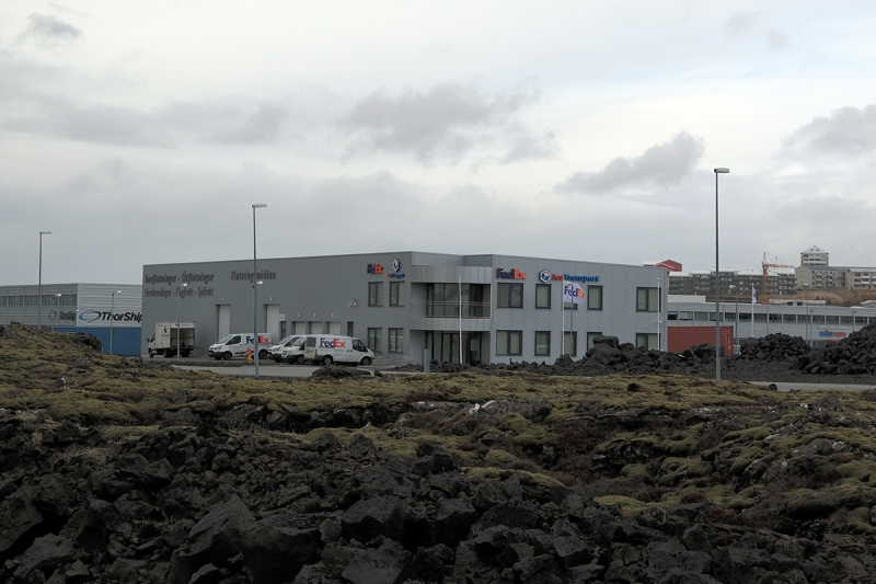 Hafnarfjörður developed one of the largest industrial areas in Iceland some years ago