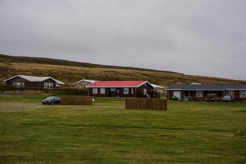 Bakkafjörður is a tiny village in the Northern Region in Icedland