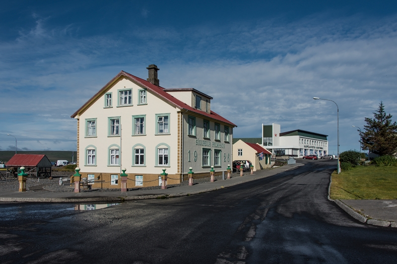 Hvammstangi is a village in the Northern Region in Iceland