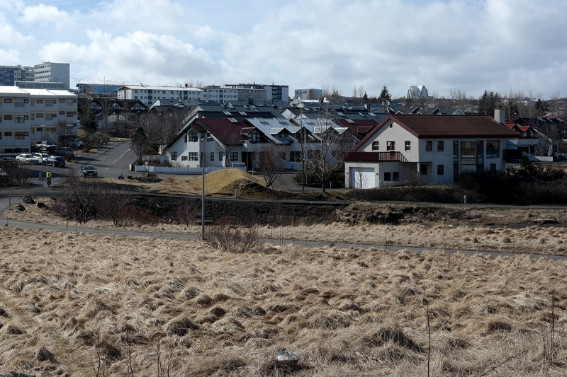 """I""""t is nice to live in Kópavogur,"""" is a famous saying in often quoted by the former mayor of Kópavogur"""