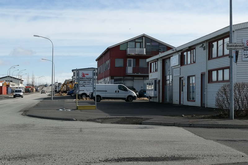 Kópavogur has a lot of industrial and commercial activity