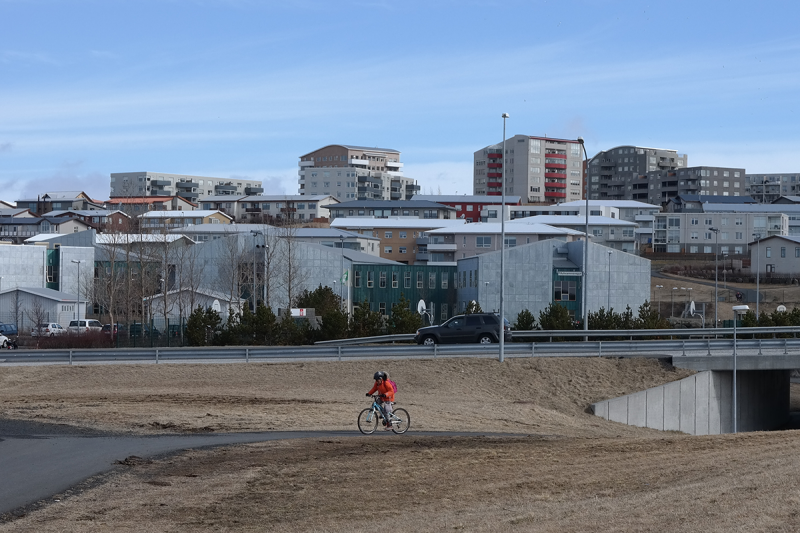 New houses and new neighborhoods continue to rise as the town is rapidly growing