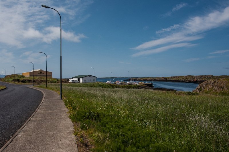 Stykkishólmur is a town in the Snæfellsnes peninsula in the Western Region in Iceland