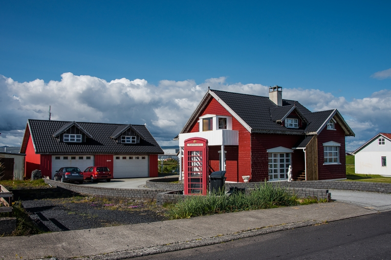 Þorlákshöfn is a tiny village in the Southern Region in Iceland