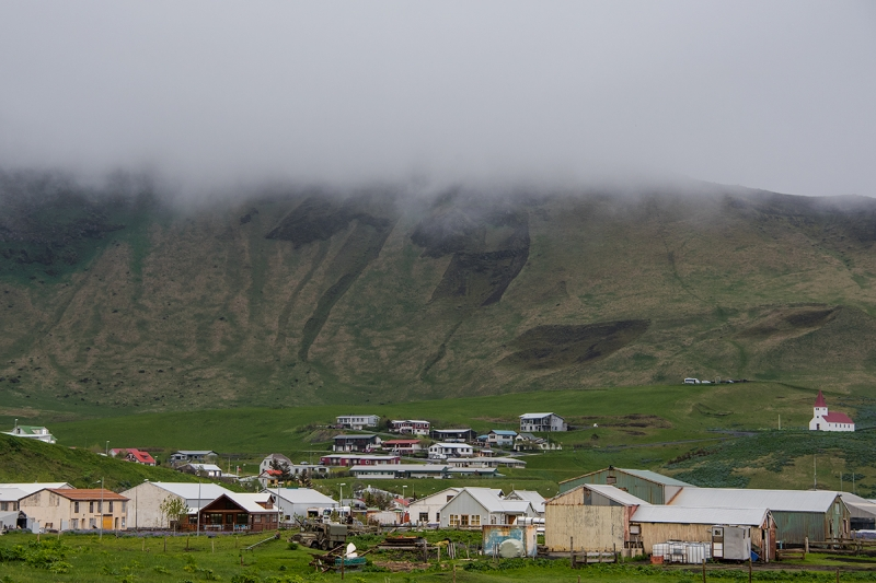 Vík is an ideal place to stop if you are travelling the Ring Road in Iceland