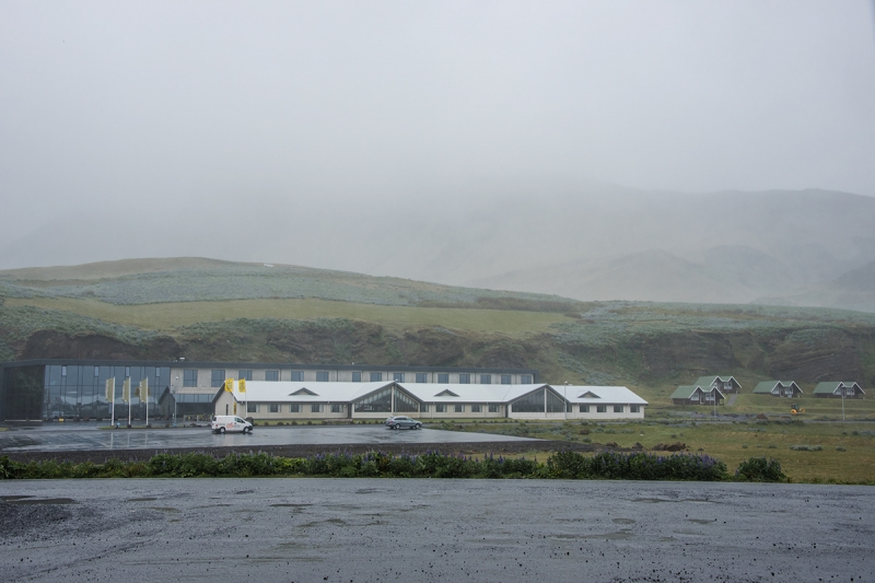 You will find good accommodation and a nice camping area in Vík when traveling in Iceland