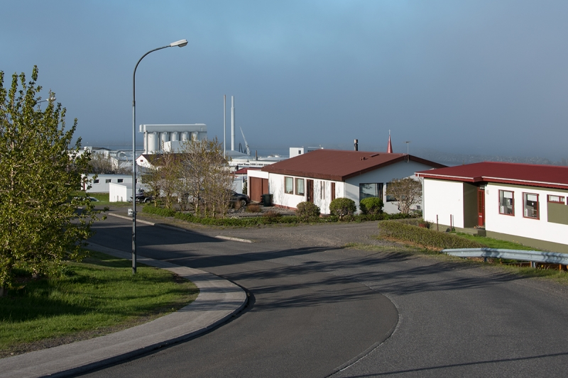 Vopnafjörður is a small village in the Eastern Region in Iceland
