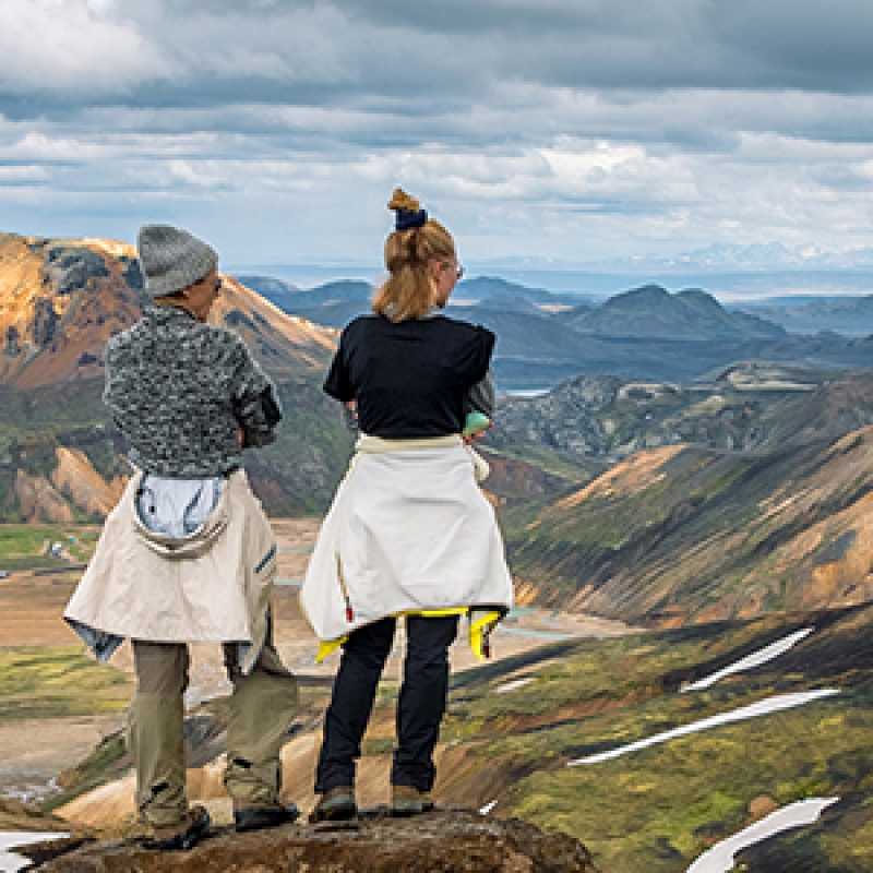 Landmannalaugar Golden Circle tour