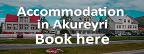 Accommodation in Akureyri