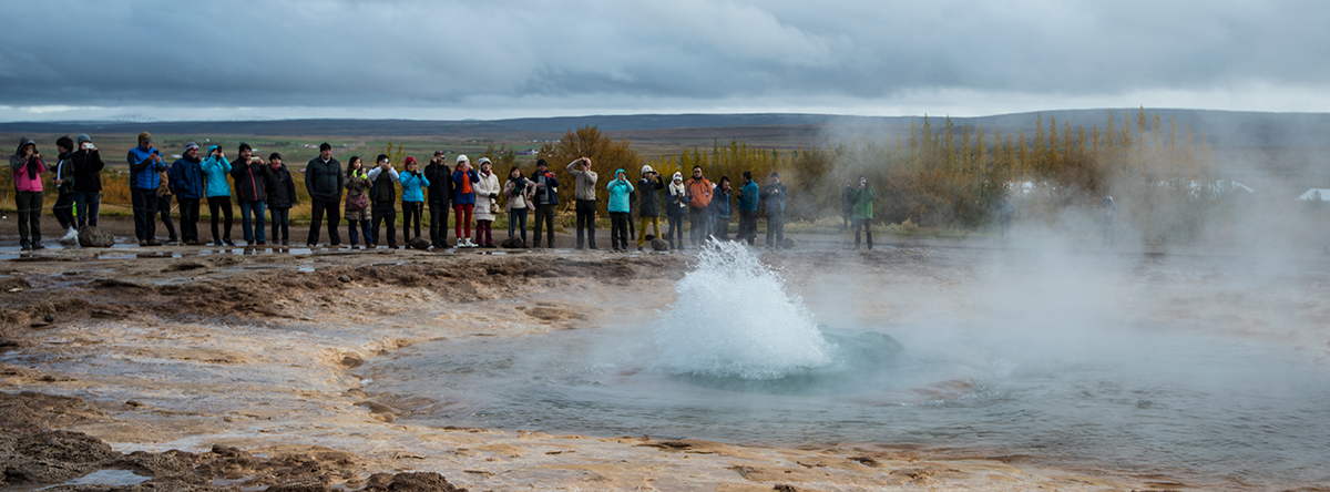Geysir Golden Circle and secret lagoon tour