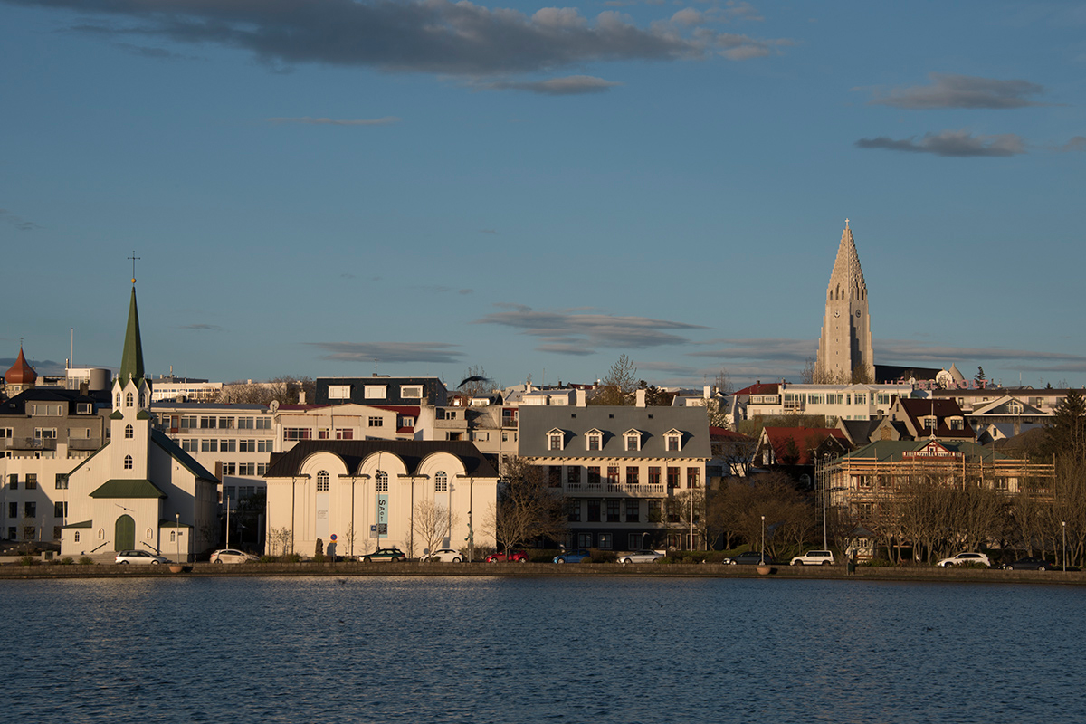 Reykjavik is one of the most interesting places in Iceland