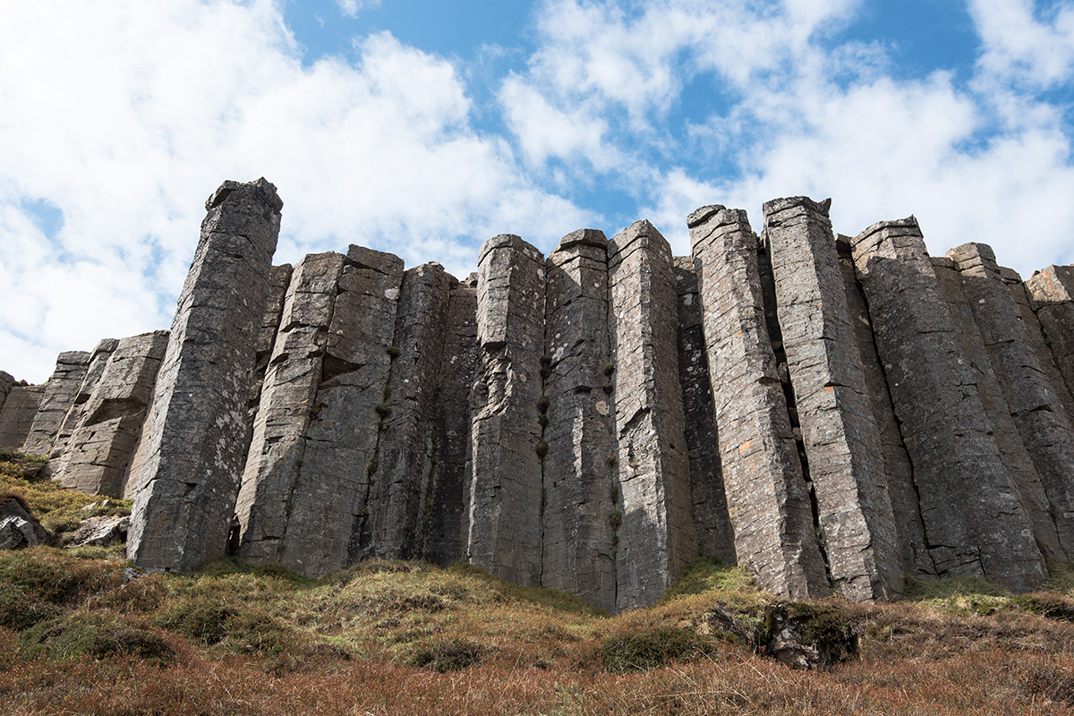 Basalt Columns Iceland : Things to do in iceland most interesting natural