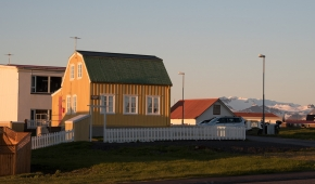 Hellissandur and Rif Accommodation