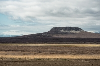 The crater Eldborg at Snæfellsnes is extraordinary for many reasons.