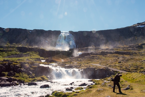 The most impressive waterfalls in Iceland