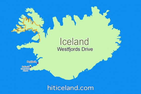 Westfjords Road Trip in Iceland is the perfect scenic drive