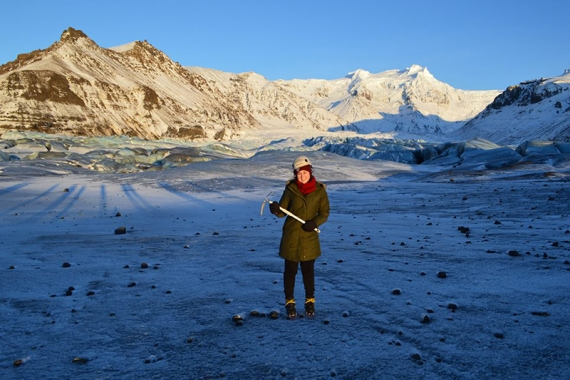 For Sarah, Iceland will always occupy a special place in her heart