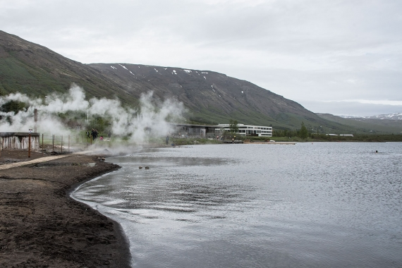 """Laugarvatn means a """"lake for bathing."""""""
