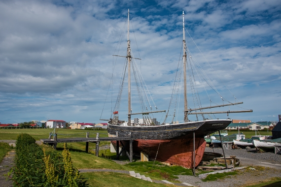Akranes is a town in the Western Region in Iceland